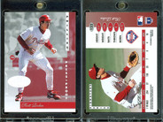 1996 Leaf Signature Series - Platinum Press Proofs #122 PR150