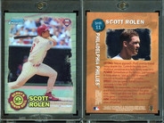1997 Bowman Chrome - Scout's Honor Roll Refractor #SHR11