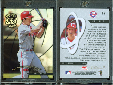 1998 Donruss Collections Preferred - Prized Collections #PC734 PP, GS PR55