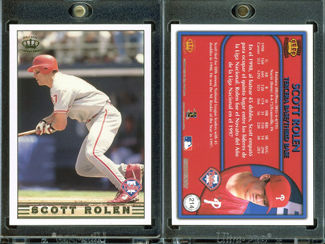 1999 Pacific Crown Collection #214
