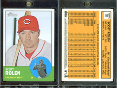 2012 Topps Heritage #203