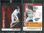 2008 Topps Co-Signers - Silver Red #49b SN400