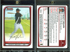 2008 Bowman Chrome - Refractors #41