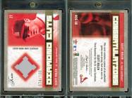 2003 Flair - Diamond Cuts Jersey Gold #SR MEM, SN100