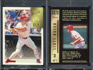 1997 Bowman - Certified Gold Ink Autographs #CA70