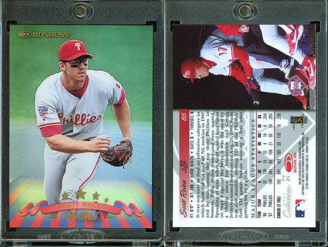 1998 Donruss Collections Donruss - Prized Collections #PC85 PR560