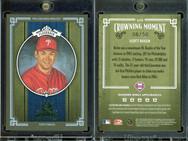 2005 Donruss Diamond Kings - Framed Green #419 SN50