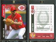 2010 Kahn's Cincinnati Reds #NNO