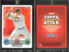 2009 Topps Attax #NNO