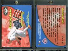2002 Fleer Box Score - Amazing Greats #15AG