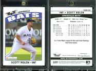 2012 Choice Louisville Bats #22