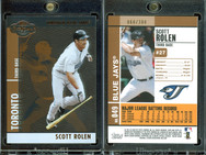 2008 Topps Co-Signers - Silver Bronze #49a SN300