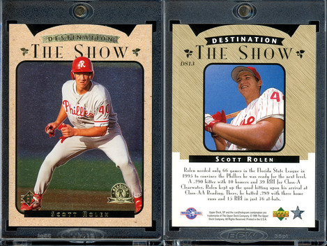 1995 SP Top Prospects - Destination the Show #DS13
