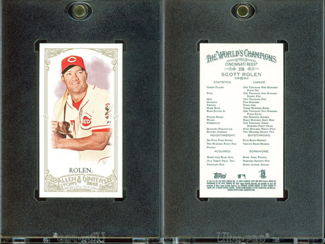 2012 Topps Allen & Ginter - Mini #236