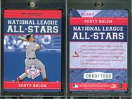 2004 Donruss - All-Stars National League #NL-AS-3 SN1000