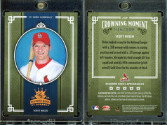 2005 Donruss Diamond Kings - Bronze #210 SN100