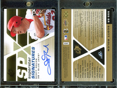 2008 SPx - Superstar Signatures #SR