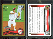 2011 Topps Update - Gold #US310 SN2011