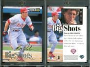 1997 Collector's Choice - Big Shots Gold Signatures #4