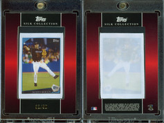 2009 Topps - Silk Collection #S16 SN50