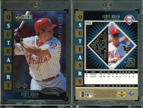 1998 Collector's Choice - StarQuest Double #SQ24