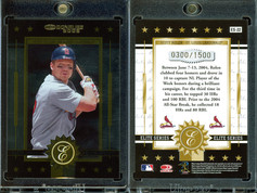 2005 Donruss - Elite Series #ES-22 SN1500