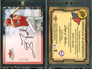 2001 Fleer Premium - Autographics Gold #NNO AU, SN50