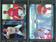 1999 Finest - Double Feature Refractor Right #DF7