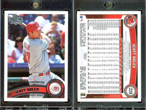 2011 Topps - Diamond Anniversary Factory Set Limited Edition #228