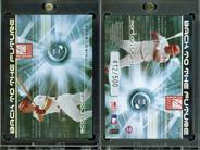 2002 Donruss Elite - Back to the Future #1 SN500