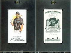 2008 Topps Allen & Ginter - Mini A and G Back #91