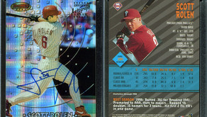 1997 Bowman's Best Atomic Refractor Autograph - White Whale - Landed!