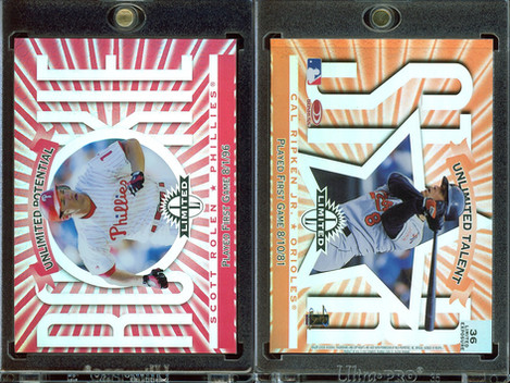1997 Donruss Limited - Limited Exposure #36 UL