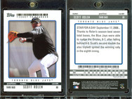 2009 Topps Ticket to Stardom - Perforated #80