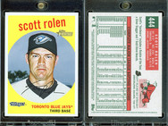 2008 Topps Heritage #444 SP