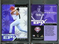 1998 Score Rookie & Traded - All-Star Epix Purple #E11