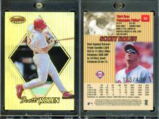 1999 Bowman's Best - Refractors #55 SN400