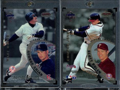 1996 Bowman's Best - Mirror Image #3
