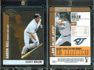2008 Topps Co-Signers - Silver Bronze #49b SN300