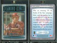 2001 Donruss - 1999 Retro Diamond Kings #1 SN2500