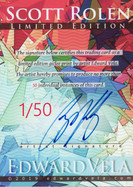 2019 Edward Vela - Limited Edition Gicle