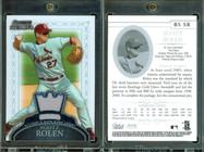 2005 Bowman Sterling #BS-SR MEM