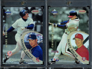 1996 Bowman's Best - Mirror Image Refractors (Missing refractor label) #3