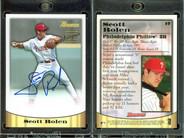 1998 Bowman - Certified Gold Autographs #17 AU
