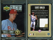 1997 Collector's Choice - Toast of the Town #T23
