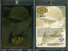 1999 Metal Universe #277 MLPD