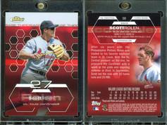 2003 Finest - Refractors #98