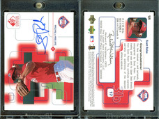 1999 SP Signature Edition - Autographs #SR2 AU
