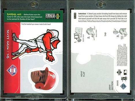1998 Collector's Choice - Mini Bobbing Heads #21