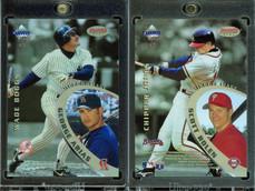 1996 Bowman's Best - Mirror Image Refrac